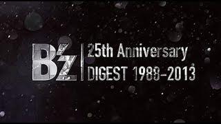 B'z 25th Anniversary DIGEST 1988-2013