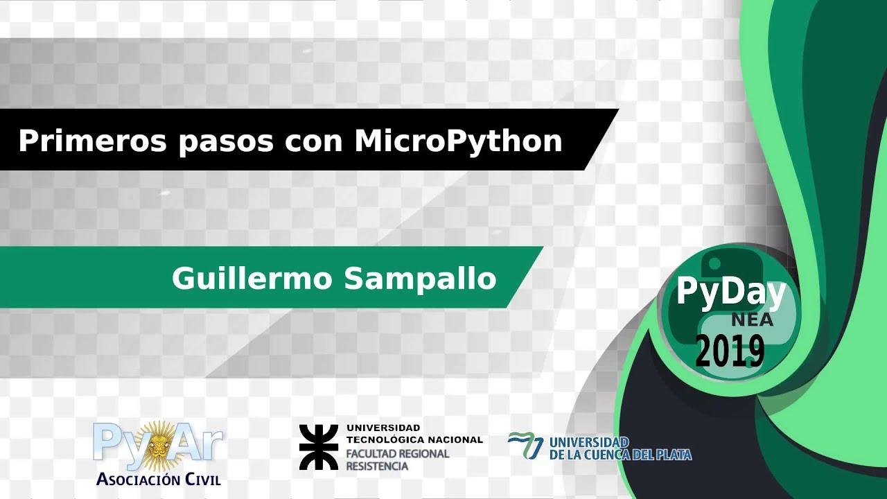 Image from Primeros pasos con MicroPython
