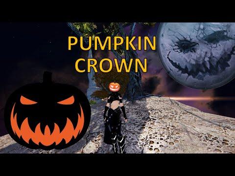 Guild Wars 2 - Pumpkin Crown