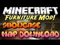 Minecraft: Furniture Mod Showcase W/Download (Xbox 360/One/PS3/PS4/Wii U)
