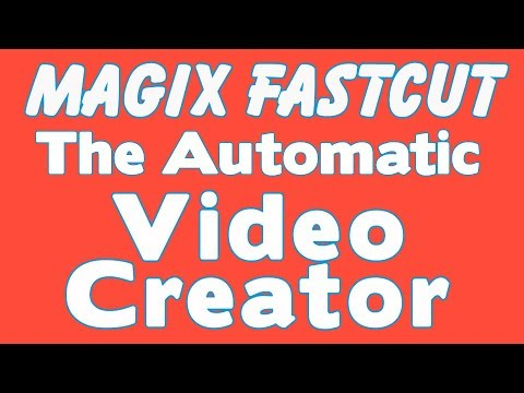 Magix FastCut Free Automatic Video Editor