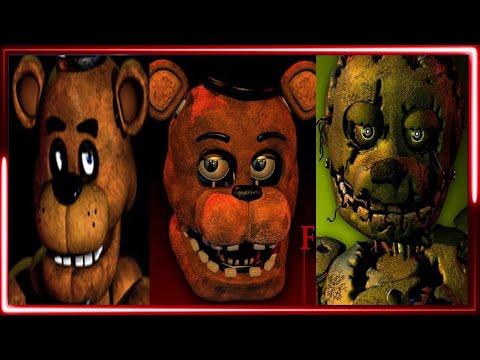 La Antología de Five Nights at Freddy's