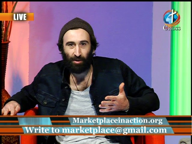 Marketplace in Action  Dr. Ken Smith & Pastor Anthony Salerno  04-02-2018
