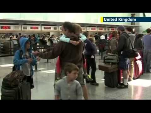 British passports are world's best for visa-free access: Israel twentieth on freedom of travel index