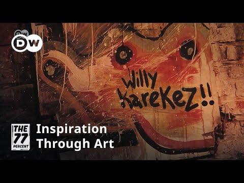 Willy Karekezi — A self-taught Rwandan artist