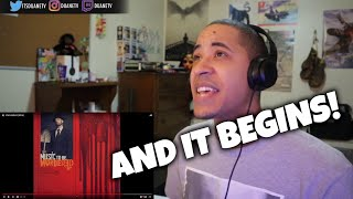 AND IT BEGINS!! | Eminem - Premonition Intro (Music To Be Murdered By) [REACTION]