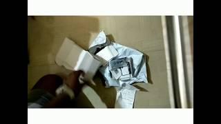 Empty Box from amazon|FCUK off amazon|ch****ya he amazon walla