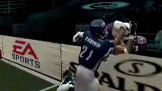 Arena Football commercial