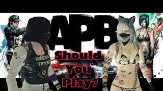APB Reloaded (PC)(Steam)(2017)! | Should You Play It? | Throwback Game of the Week!