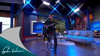 "AL Ghazali perform single ""Kurayu Bidadari"""