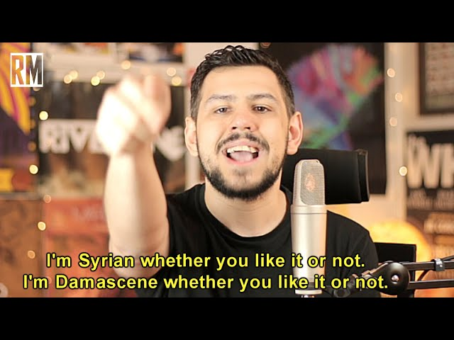 Syrian and Proud Whether You Like It or Not