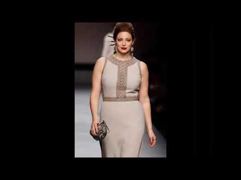 bf8dc00ae3d2 vestidos para señoras de 40 a 50 años | moda 2019