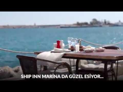 Antalya'nın sıcağından bunalanlar için Ship Inn Marina var