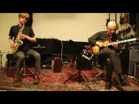 Chris Pitsiokos & Elliott Sharp - at Spectrum, NYC - June 23 2013