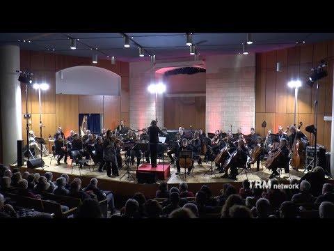 """Prima esecuzione a Matera de """"L'anima dei Sassi""""Ma..."""