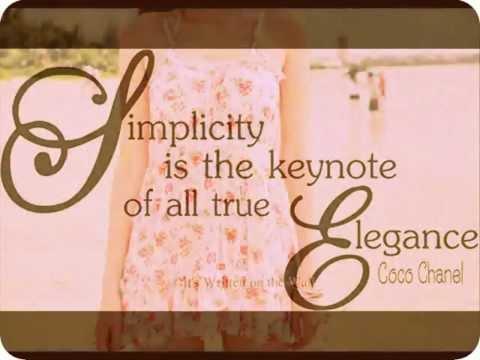 Coco Chanel Frases Valiosas