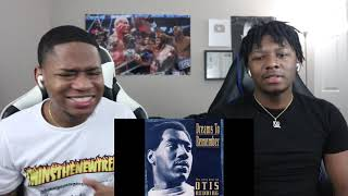 FIRST TIME HEARING Otis Redding - Sitting On The Dock Of The Bay REACTION