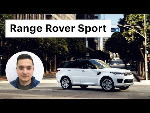 Почему все хотят Range Rover Sport