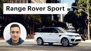 видео Range Rover Sport 2014 – первый тест