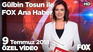 Türkiye tren kazasında kaybettiği 24 cana ağlıyor... 9 Temmuz 2018 Gülbin Tosun ile FOX Ana Haber
