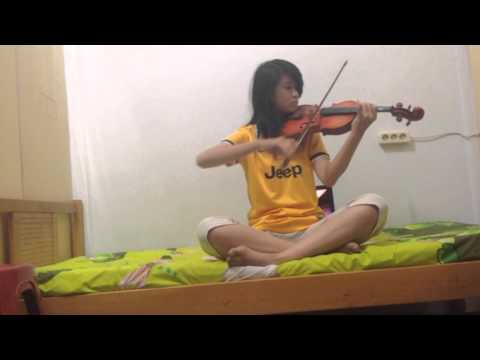 Safe and Sound - Taylor Swift Violin Cover