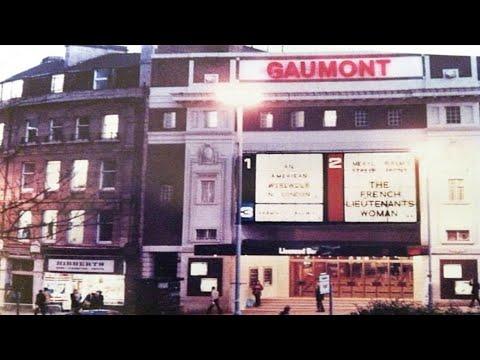 The Gaumont Cinema Sheffield