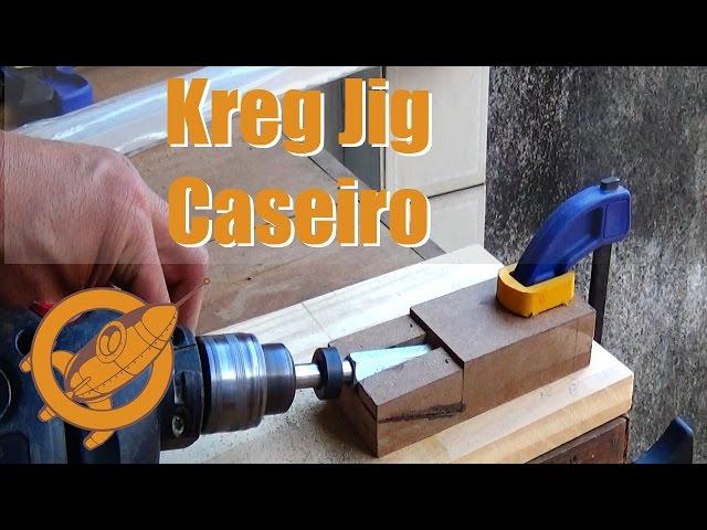 Faça o seu Kreg Jig Caseiro e economize