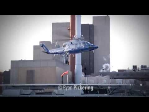 Boston Medflight arrives at Rhode Island Hospital