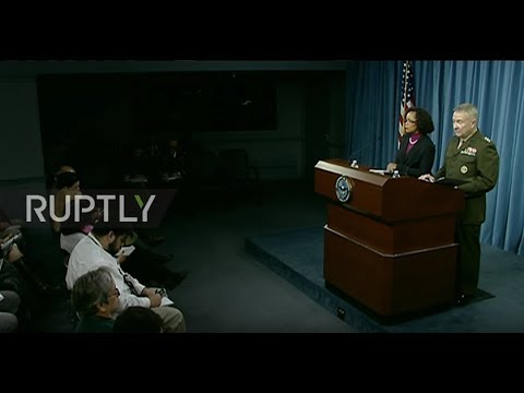 USA: Pentagon denies US involvement in drone attacks on Russian airbase