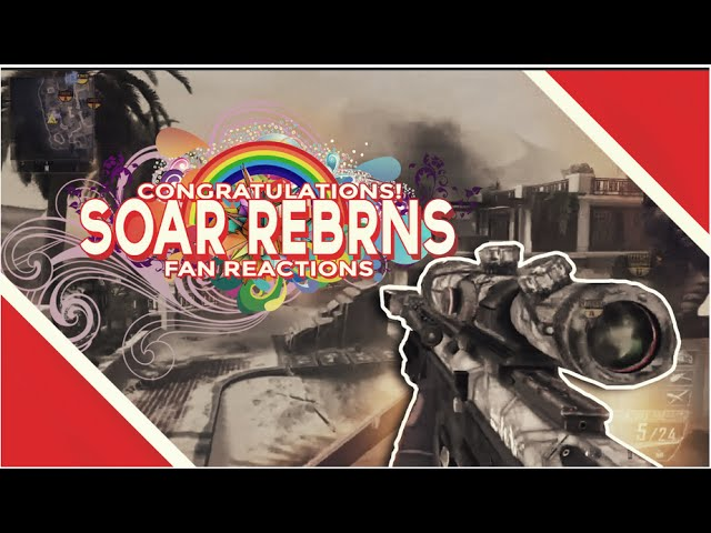 Congrats on SoaR Reborn! Hilarious Reactions