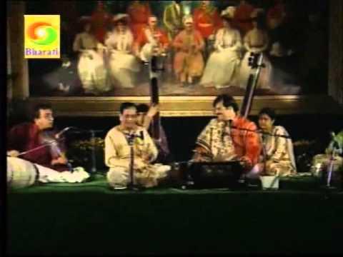 Dr.M.Balamuralikrishna - Pandit Ajoy Chakraborty - Jugalbandhi - Sindhu Bhairavi - Shadjam.com