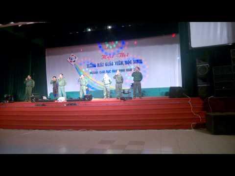 Tiết mục văn nghệ Trường THPT Nguyễn Đình Chiểu - Bình Định