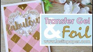 Deco Foil & Transfer Gel - Scrapbook Boutique!