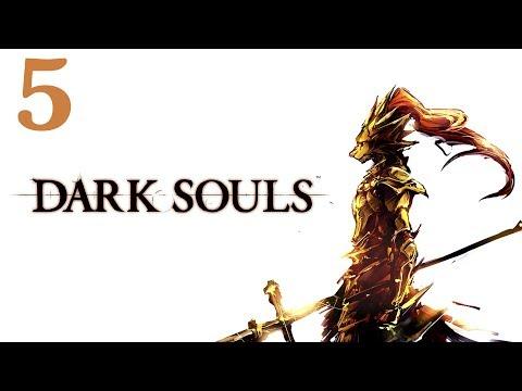 В первый раз в первый Dark Souls: День 5 - Очумевшая эротика и немного Сенокоса!
