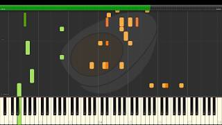 paganini jazz variations by fazil say tutorial on synthesia