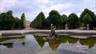 Vienna-Вена - Австрия  Парк Шёнбрунн (Schönbrunn)(Летняя резиденция династии Габсбургов Экскурсии в Вене и по Австрии от компании
