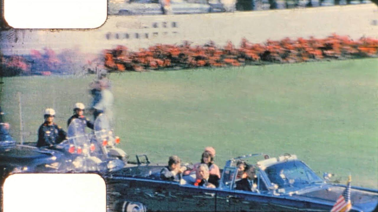 Assassination of JFK- The Zapruder Film Reconsidered