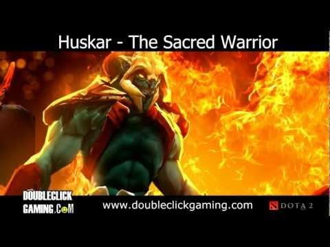 Dota 2 Huskar - The Sacred Warrior - Soundset