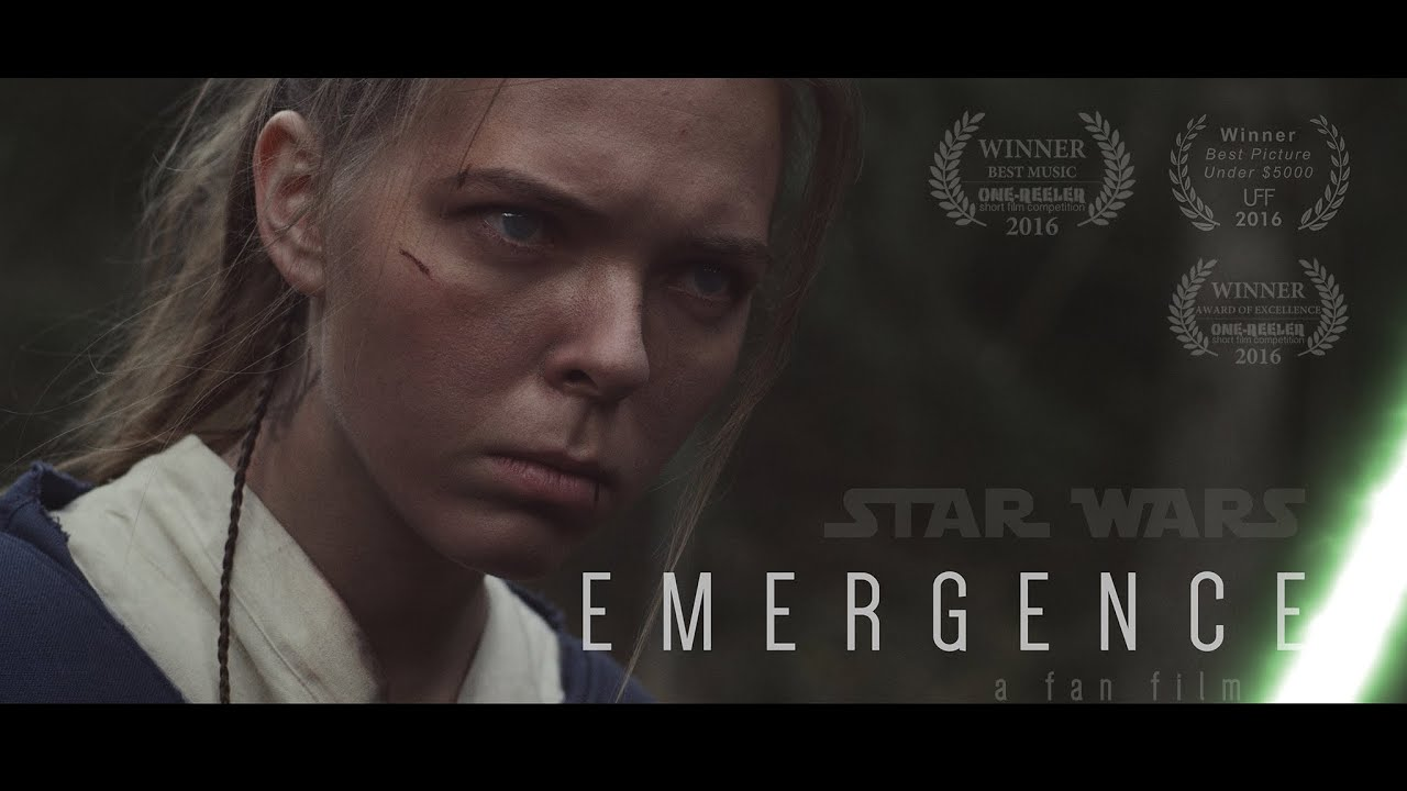 star wars  emergence  4k  - fan film