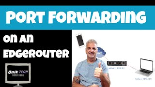 How To Port Forẁard On An EdgeRouter