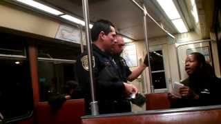 Assaulted by San Diego Trolley Guards