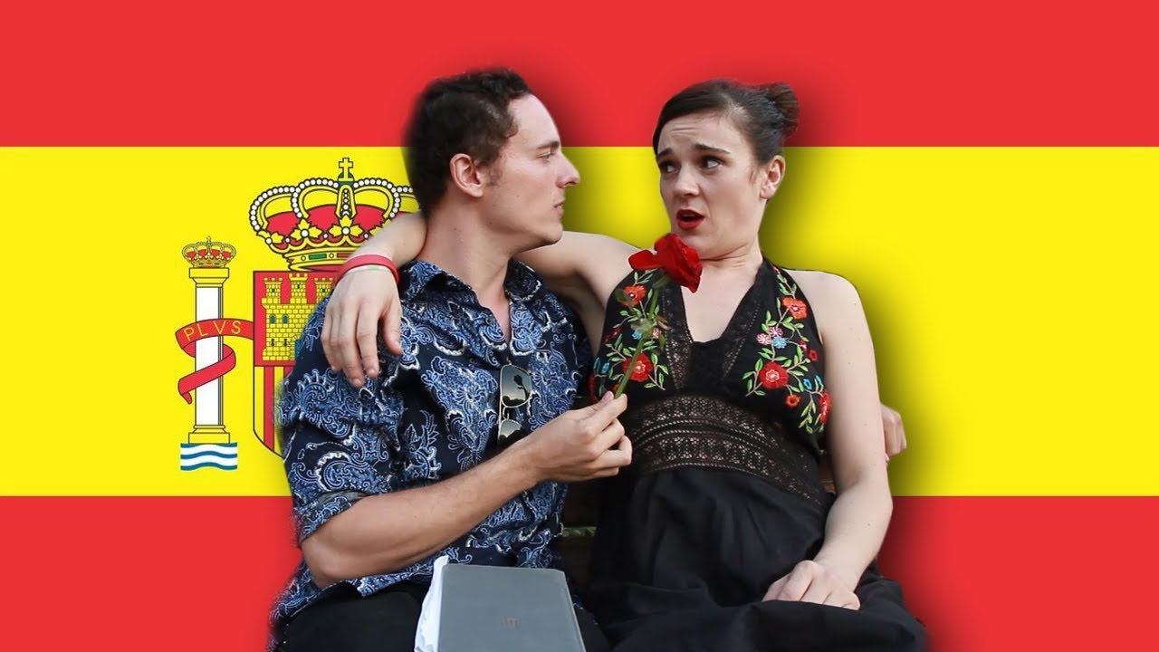 Dating spanish men