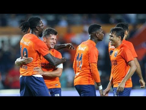 Emmanuel Adebayor vs Club Brugge (02/08/2017) by Az Scout