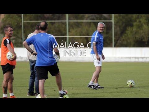 Málaga CF Inside: Reto faltas Husillos vs Duda