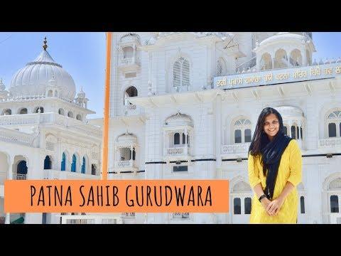 A Visit to Patna Saheb Gurudwara | Bihar Tourism | Patna Vlogz