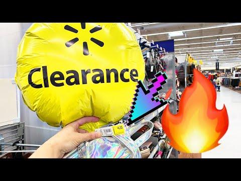 WALMART CLEARANCE!!! 🔥SHOES, FANNY PACKS, PURSES, BACKPACKS, WALLETS + HANDBAGS SALE!!!
