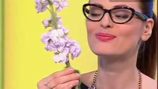 Мастер-флорист Мила Шуманн - гость программы \Беседка\
