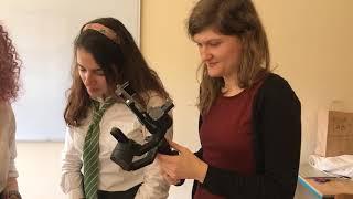 Unboxing Media Science equipment @Transylvania College | The Cambridge International School in Cluj