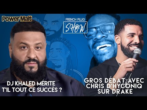 Dj Khaled mérite-t-il tout ce succès ? Gros débat avec Chris d'Hyconiq sur Drake et son impact