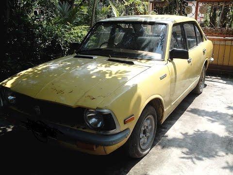 Reparasi mobil lama jadi mobil baru